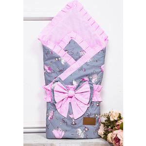 Одеяло на выписку AmaroBaby HAPPY (Балерины, поплин/бязь)