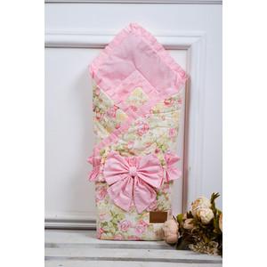 Одеяло на выписку AmaroBaby HAPPY (Сказка розовый, поплин/бязь)