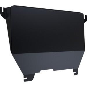 Защита картера и КПП АвтоБРОНЯ для Chery Kimo (2008-2013), сталь 2 мм, 111.00903.2