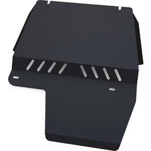 Защита КПП и РК АвтоБРОНЯ для Ford Explorer (2006-2011), сталь 2 мм, 111.01820.1
