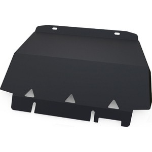 Защита радиатора АвтоБРОНЯ для Ford Ranger (2012-2015), сталь 2 мм, 111.01829.1 сетка для защиты радиатора arbori внешняя для ford focus iii 2015 кроме комплектации titanium 2 шт