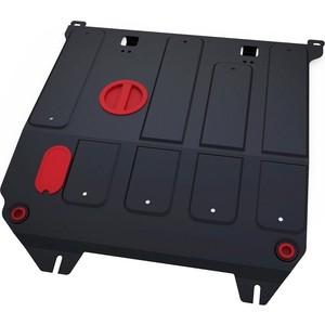 Защита картера и КПП АвтоБРОНЯ для Haima M3 МКПП (2014-н.в.), сталь 2 мм, 111.07003.1