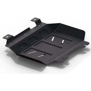 Защита картера АвтоБРОНЯ для Haval H9 (2015-н.в.), сталь 2 мм, 111.09408.1