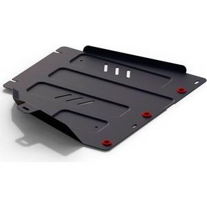 Защита КПП АвтоБРОНЯ для Haval H9 (2015-н.в.), сталь 2 мм, 111.09409.1