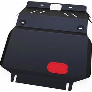 Защита радиатора и картера АвтоБРОНЯ для Kia Sportage (1993-2004), сталь 2 мм, 111.02825.1