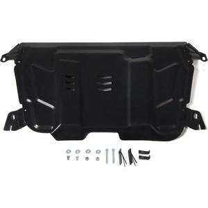 Защита картера и КПП АвтоБРОНЯ для Lexus ES / RX Lifan Murman Toyota Camry (2006-н.в.), сталь 2 мм, 111.09519.1