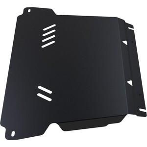 Защита картера АвтоБРОНЯ для Nissan NP 300 (2008-2015), сталь 2 мм, 111.04125.1