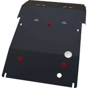 Защита радиатора и картера АвтоБРОНЯ для TAGAZ Road Partner (2008-2013) / Tager (2008-2013), сталь 2 мм, 111.06101.3