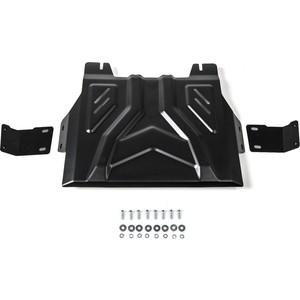 Купить Защита РК АвтоБРОНЯ для Mitsubishi L200 (2015-н.в.), сталь 2 мм, 111.04048.2