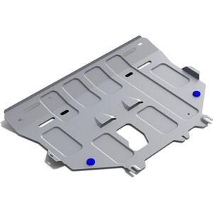 Защита картера и КПП Rival для Ford Kuga (2013-2016 / 2016-н.в.), алюминий 4 мм, 333.1860.1