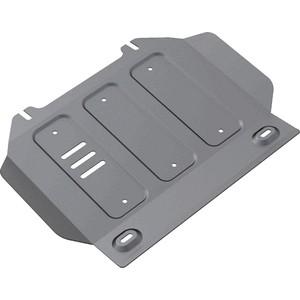 Защита картера Rival для Isuzu D-Max (2012-н.в.), алюминий 6 мм, 333.9102.1.6