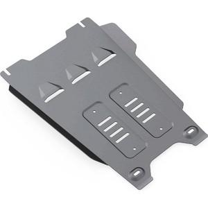 Защита КПП Rival для Isuzu D-Max (2012-н.в.), алюминий 6 мм, 333.9103.1.6