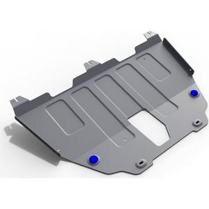 Защита картера и КПП Rival для Jeep Renegade 4WD (2015-н.в.), алюминий 4 мм, 333.2736.1 крышки клемм аккумулятора для jeep сherokee 2015