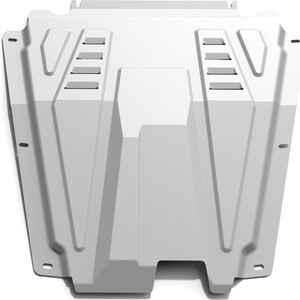 Купить Защита картера и КПП Rival для Lada Largus / Xray / Nissan Almera G15 / Renault Logan / Sandero, алюминий 4 мм, 333.6027.1