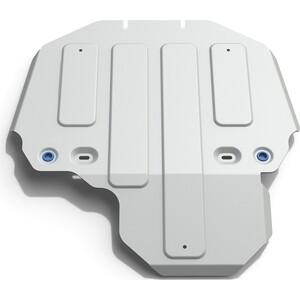 Защита КПП и РК Rival для Land Rover Discovery 4 (2009-2015) / Range Rover Sport (2005-2013), алюминий 4 мм, 333.3109.1