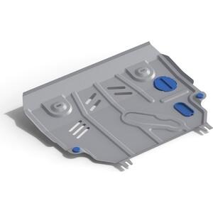Защита картера и КПП Rival для Lexus NX 300h (2014-2017), алюминий 4 мм, 333.3206.1