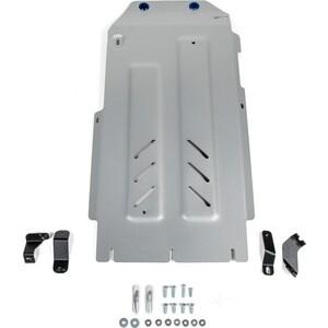 Купить Защита КПП и РК Rival для Genesis G70 4WD (2018-н.в.) / Kia Stinger 4WD (2018-н.в.), алюминий 4 мм, 333.2844.1