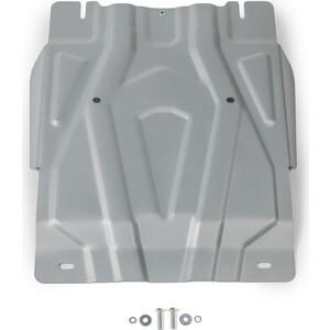 Купить Защита КПП Rival для Mitsubishi L200 (2015-н.в.), алюминий 4 мм, 333.4047.2