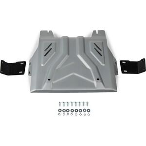 Купить Защита РК Rival для Mitsubishi L200 (2015-н.в.), алюминий 4 мм, 333.4048.2
