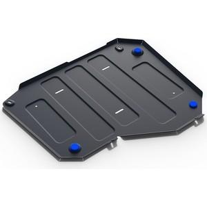 Купить Защита топливного бака Rival для Chery Tiggo 3 / Tiggo 5 FWD (2014-н.в.) / Lifan X70 FWD (2018-н.в.), сталь 2 мм, 111.3319.1
