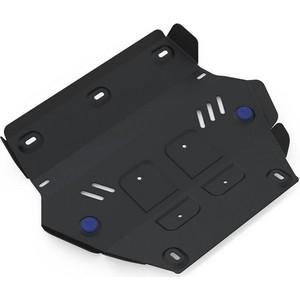 Защита радиатора Rival для Isuzu D-Max II (2012-н.в.), сталь 3 мм, с крепежом, 222.9101.1