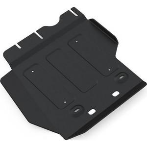 Защита РК Rival для Jeep Wrangler JK внедорожник 2-дв. (2007-2018), сталь 3 мм, без крепежа, 2.2731.1 цена