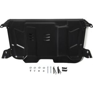 Защита картера и КПП Rival для Lexus ES (2012-н.в.) / RX (2008-н.в.) Lifan Murman Toyota Camry XV40/50/70 (2006-н.в.), сталь 2 мм, 111.9519.1