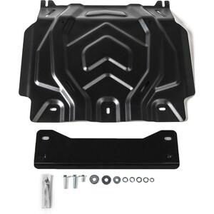 Купить Защита картера Rival для Mitsubishi L200 (2015-н.в.), сталь 2 мм, 111.4041.2