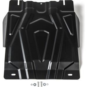 Защита КПП Rival для Fiat Fullback (2016-н.в.) / Mitsubishi L200 V (2015-2018 / 2018-н.в.) / Pajero Sport III (2016-н.в.), сталь 2 мм, 111.4047.2 for yamaha mt 09 tracer 2015 2016 fj 09 tracer 2015 2016 steering damper stabilizer with mount bracket