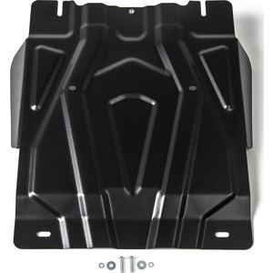 Защита КПП Rival для Fiat Fullback (2016-н.в.) / Mitsubishi L200 V (2015-2018 / 2018-н.в.) / Pajero Sport III (2016-н.в.), сталь 3 мм, 222.4047.2 for yamaha mt 09 tracer 2015 2016 fj 09 tracer 2015 2016 steering damper stabilizer with mount bracket