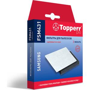 Фильтр для пылесосов Topperr 1155 FSM 431