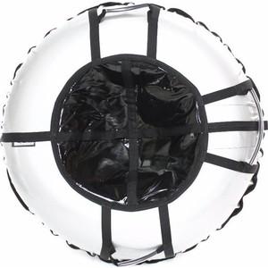 Тюбинг Hubster Ринг Pro серый-черный 90 см майка print bar ринг