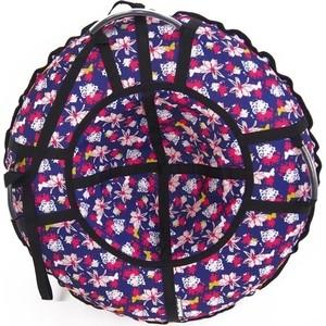 Тюбинг Hubster Люкс Pro Flowers 120 см