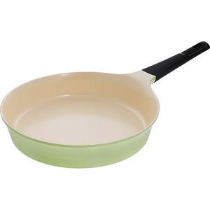 Фото - Сковорода d 28 см Frybest Evergreen (GRCA-F28A) сковорода d 28 см frybest care care f28