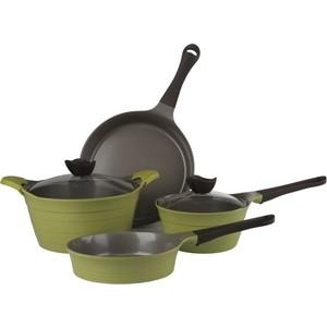 Набор посуды 5 предметов Frybest Olivia (OLIVA-N20) цена 2017