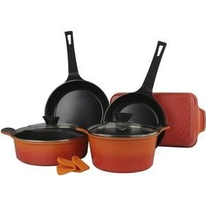 Набор посуды 5 предметов Frybest Orca (ORCA-N20) цена 2017
