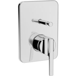 Смеситель для ванны Vitra Suit U накладная панель, механизма A41949EXP (A42286EXP)
