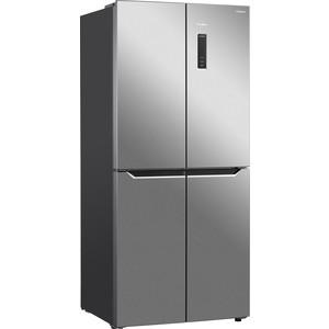 Холодильник Tesler RCD-480I INOX холодильник tesler rcd 480i inox