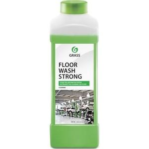 Средство для мытья пола GRASS Floor Wash Strong (щелочное), 1 л