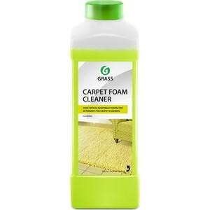 Очиститель ковровых покрытий GRASS Carpet Foam Cleaner (высокопенный), 1 л
