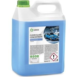 Очиститель стекол GRASS Clean Glass Concentrate, 5 л пятновыводитель grass antigraffiti 5 л