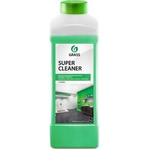 Концентрированое щелочное моющее средство GRASS Super Cleaner, 1л