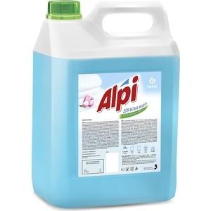 Фото - Гель-концентрат GRASS для белых вещей ALPI, 5 л средство для уборки санитарных помещений 5 л pro brite alfa gel кислотное концентрат гель 054 5