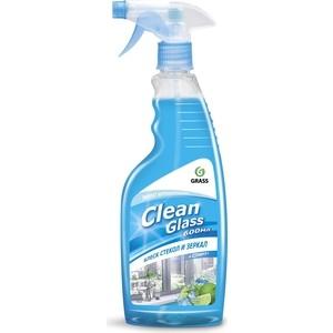 Очиститель стекол GRASS Clean Glass Голубая лагуна, 600мл