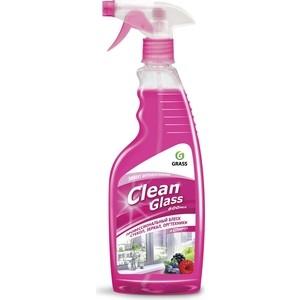 Очиститель стекол GRASS Clean Glass Лесные ягоды, 600мл