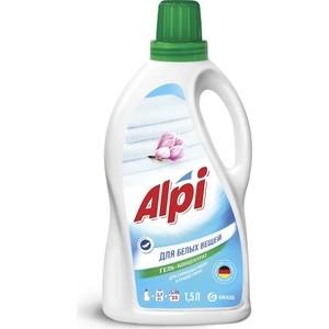 Гель-концентрат GRASS для белых вещей ALPI, 1.5л