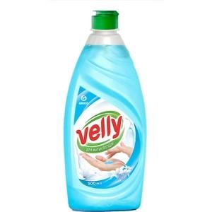 Средство для мытья посуды GRASS Velly Нежные ручки, 500мл полироль grass очиститель лкп автомобиля dry wash 500мл 211605
