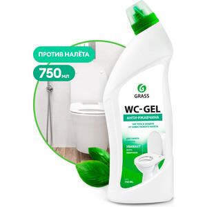 Чистящее средство GRASS WC- Gel для ванной и туалета, 750 мл