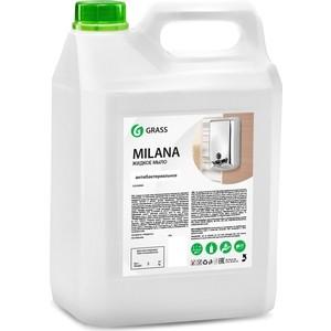 Жидкое мыло GRASS Milana антибактериальное, 5л