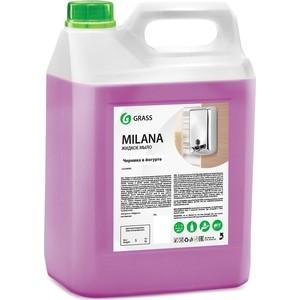 Жидкое мыло GRASS Milana черника в йогурте , 5л